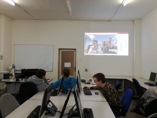ZUSE – videokonference účastníků